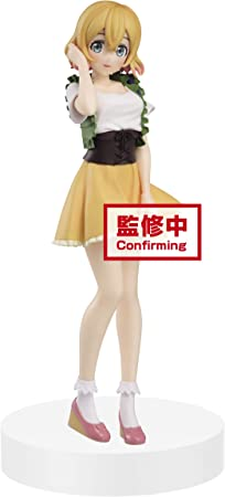 Banpresto Rent-A-Girlfriend Mami Nanami Figure, Multiple Colors (BP16942)