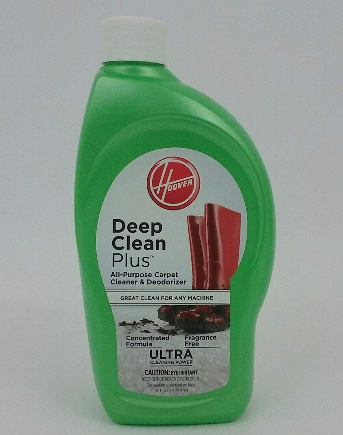 16 OZ Hoover Deep Clean Plus All Purpose Carpet Cleaner Concentrated Formula