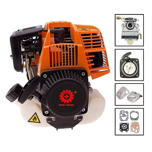 Doctor Machine Dm0009 - Motor Profesional de 4 Tiempos - Horno ...