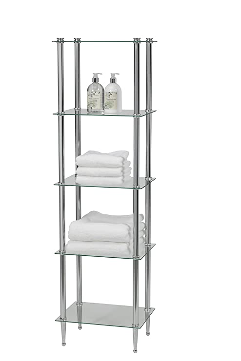 Amazon.com: Creative Productos de baño Creative L etagere ...