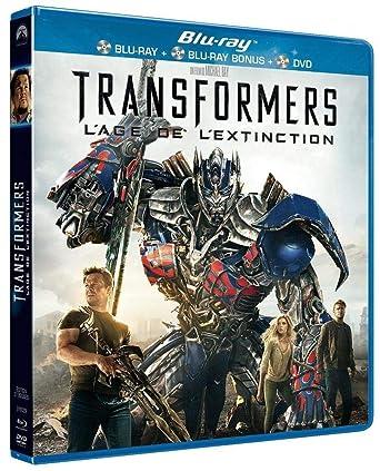 Transformers : Lâge de lextinction Italia Blu-ray: Amazon ...
