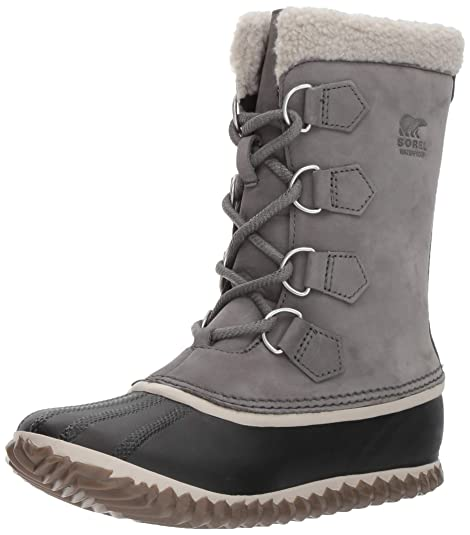 selección premium cb949 aab39 Sorel Caribou Slim Botas para Nieve para Mujer: Sorel ...