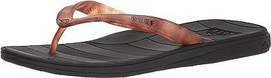 Reef Mens Sandals Switchfoot Prints Premium Flip Flops for Men