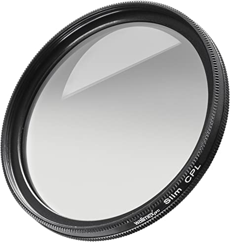 Walimex Slim - Filtro polarizador Circular (52 mm): Amazon.es ...