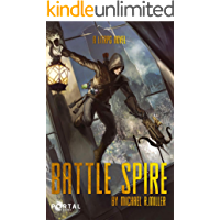 Battle Spire: A Crafting LitRPG Book (Hundred Kingdoms 1) (English Edition)