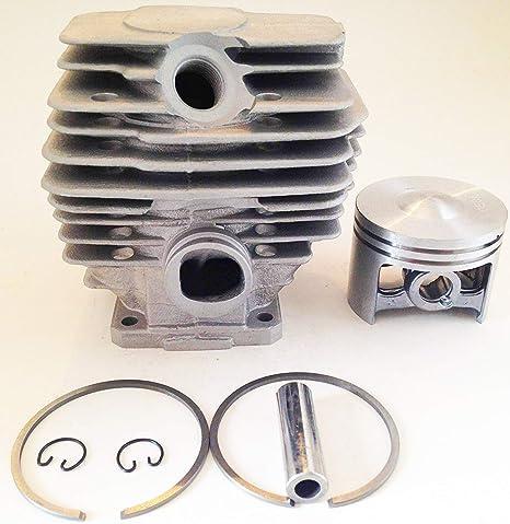 Amazon.com: Stihl 028 Cilindro y pistón Kit de repuestos, 46 ...