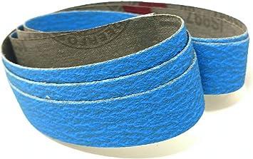 1x30 80 Grit Ceramic Sharpening Sanding Belts 3 Pk Long Lasting Pro Sharpening Supplies Amazon Co Uk Diy Tools