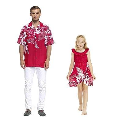 Hawaii Hangover Luau Vestido Hawaiano a Juego para Hombre ...