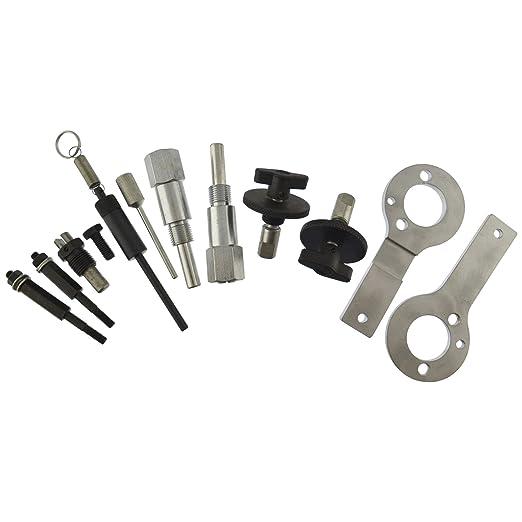 Ab Pour De Neilsen Du Moteur Kit Blocage Opel Calage Outil Tools N0wn8m