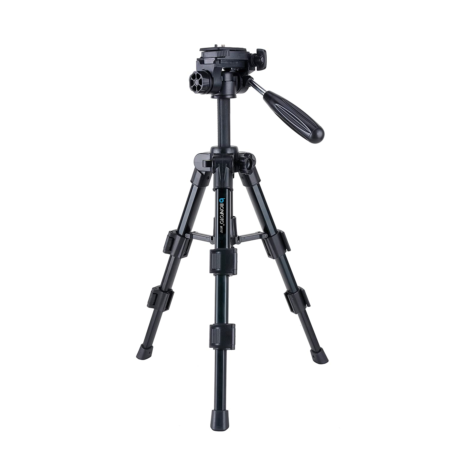 bonfoto mini tripod lightweight portable aluminum camera travel tabletop tripod ebay. Black Bedroom Furniture Sets. Home Design Ideas