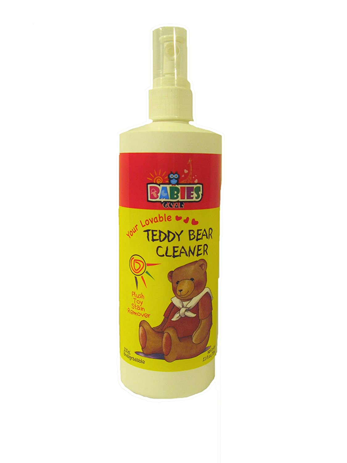 Amazon.com: Baby Plush Toy Cleaner Teddy Bear Cleaner by Babies Gear: Toys & Games