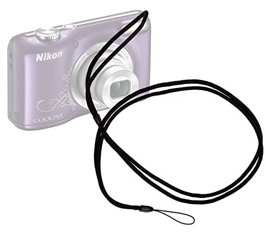 Amazon Com Hardwearing Neck Carrying Strap For Nikon Coolpix L820