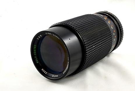 amazon com sears mc 80 200mm f 4 0 minolta md manual focus lens rh amazon com Canon EF 28-300Mm Lens Canon EF 70-200Mm F 2.8L
