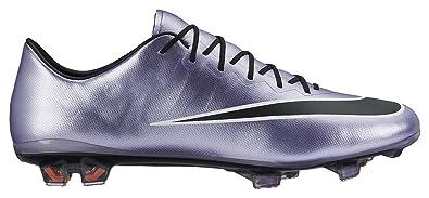 Nike Performance Mercurial Vapor X AgR Football Boots Urban LilacBlackBright MangoWhite  Gp7820