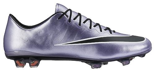 75b530f8ab04 Nike Men s Mercurial Vapor X FG (Urban Lilac Bright Mango) ...