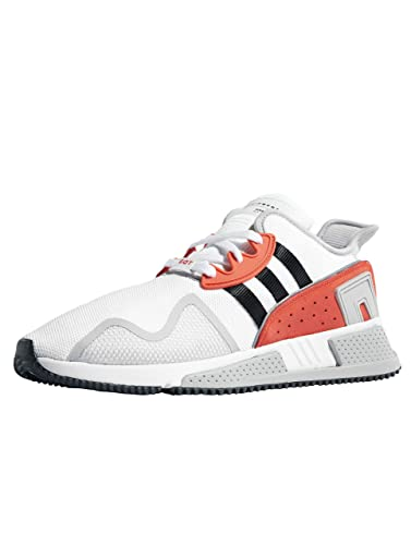 quality design f7d3f 2b1c9 adidas Menss EQT Cushion ADV Fitness Shoes White (FtwblaNegbásRoalre ...