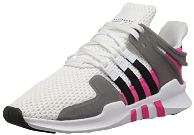 save off b4414 e73a8 adidas Originals Girls EQT Support ADV J Running Shoe, WhiteBlackShock
