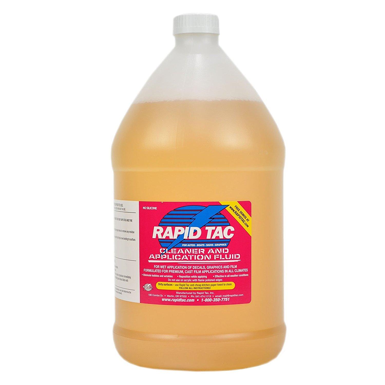 RapidTac RT-11281-5 Application Fluid for Vinyl Wraps Decals Stickers by RapidTac (Image #1)