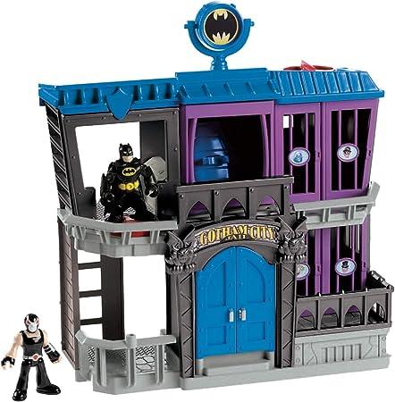 Fisher-Price Imaginext DC Super Friends, Gotham City Jail, Standard Packaging