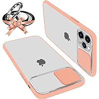 """Funda Con Tapa Deslizable Para Cámara Compatible Con iPhone 12 Pro Max 6.7"""" Funda Protectora Antigolpe Carcasa PC y…"""