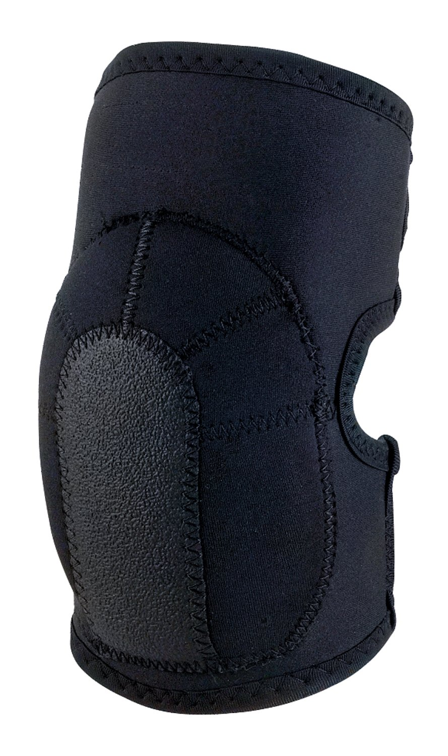 Rothco Neoprene Elbow Pads, Black 613902356603