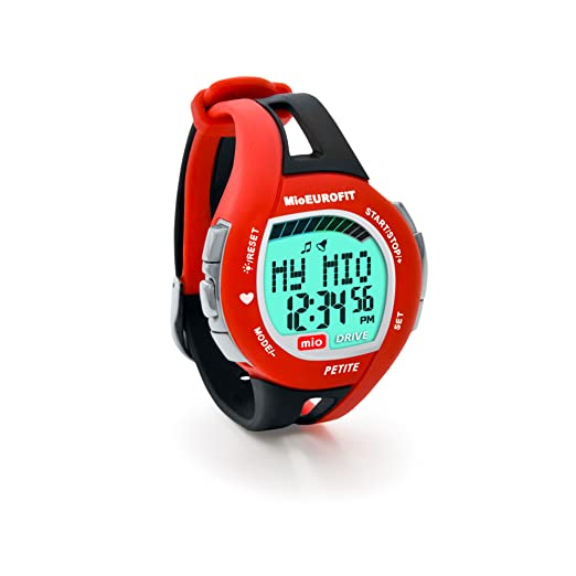 Amazon.com: Mio Disco Petite Heart Rate Monitor Reloj de la ...