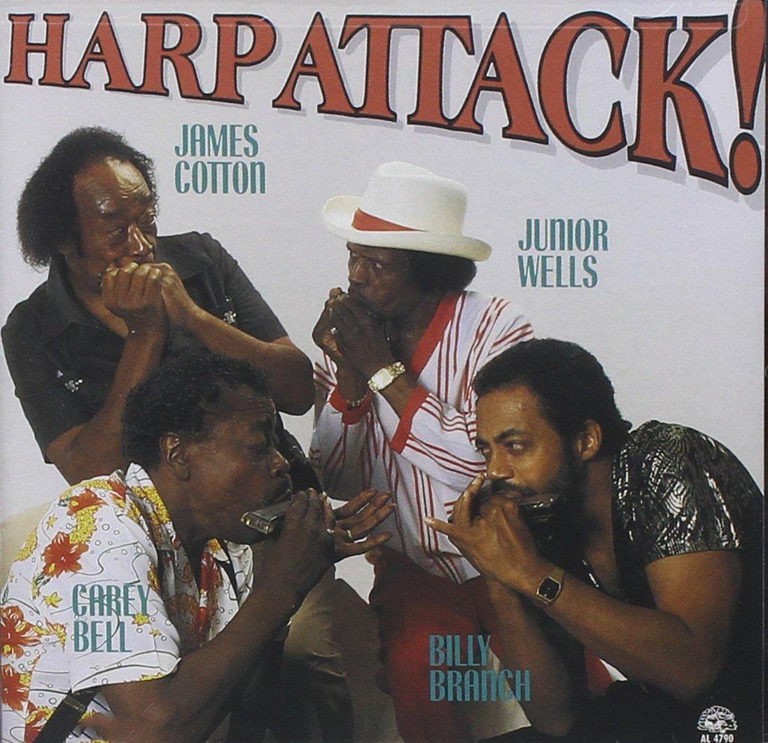 Harp Attack! by Alligator