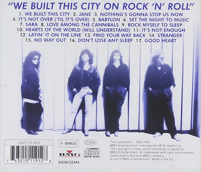 we built this city on rock and roll mp3 free download