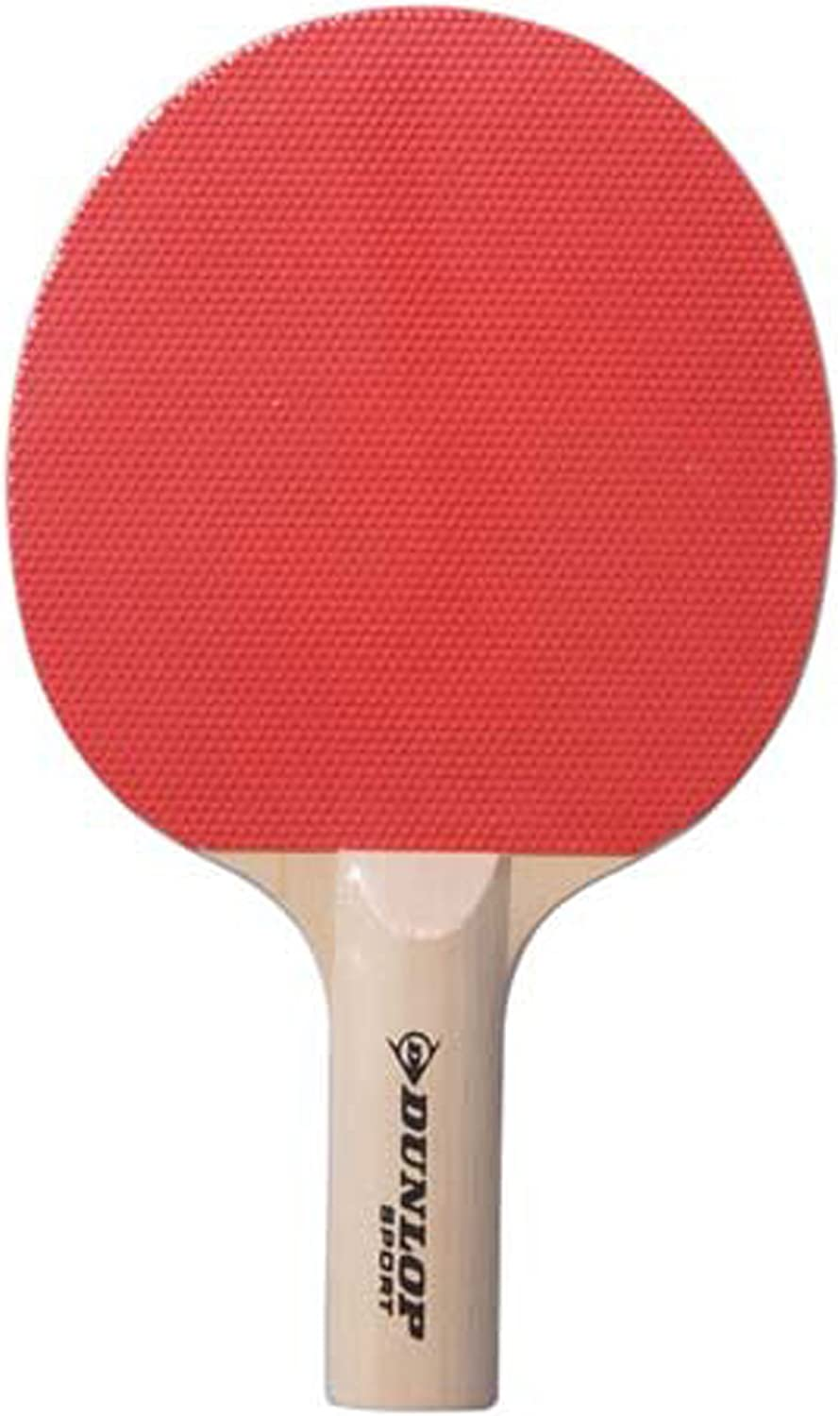 Amazon.com : DUNLOP Table Tennis Racket Ping Pong Paddle ...