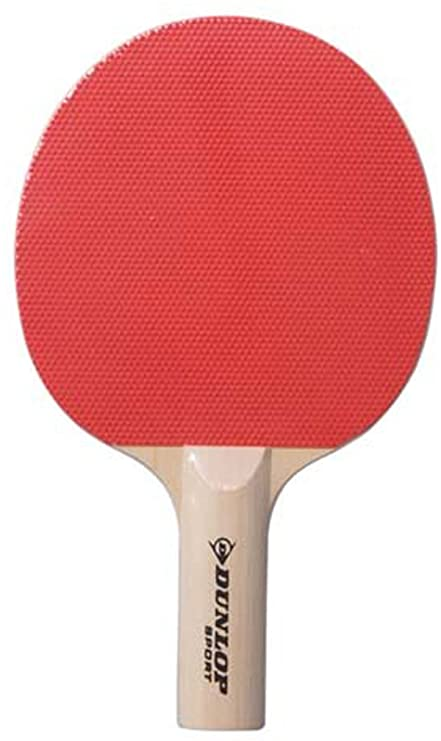 Amazon.com : DUNLOP Table Tennis Racket Ping Pong Paddle Blade Pimple Bt10 Bat Pack of 12 : Sports & Outdoors