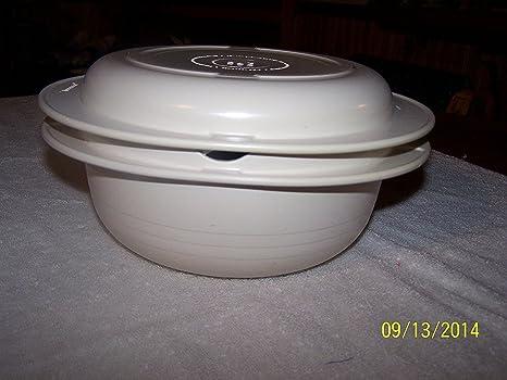 Amazon.com: Tupperware Ultra 21 2 Quart Cacerola: Kitchen ...