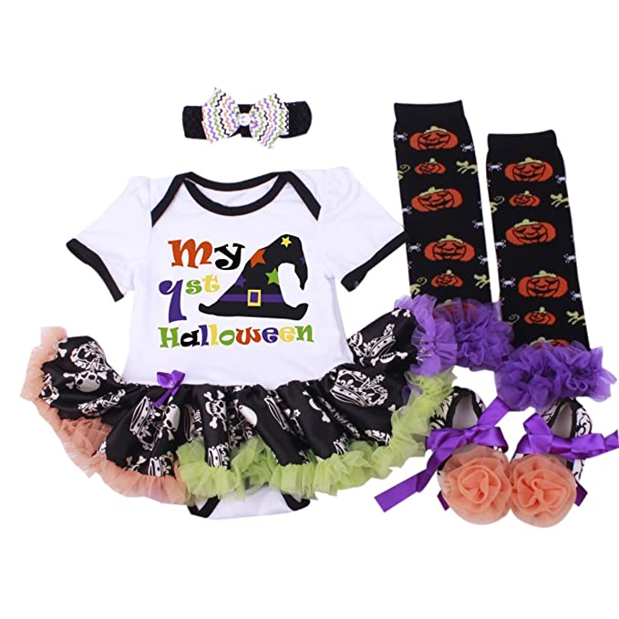 Amazon.com: marlegard® Bebé 4pcs My 1st de las niñas de ...