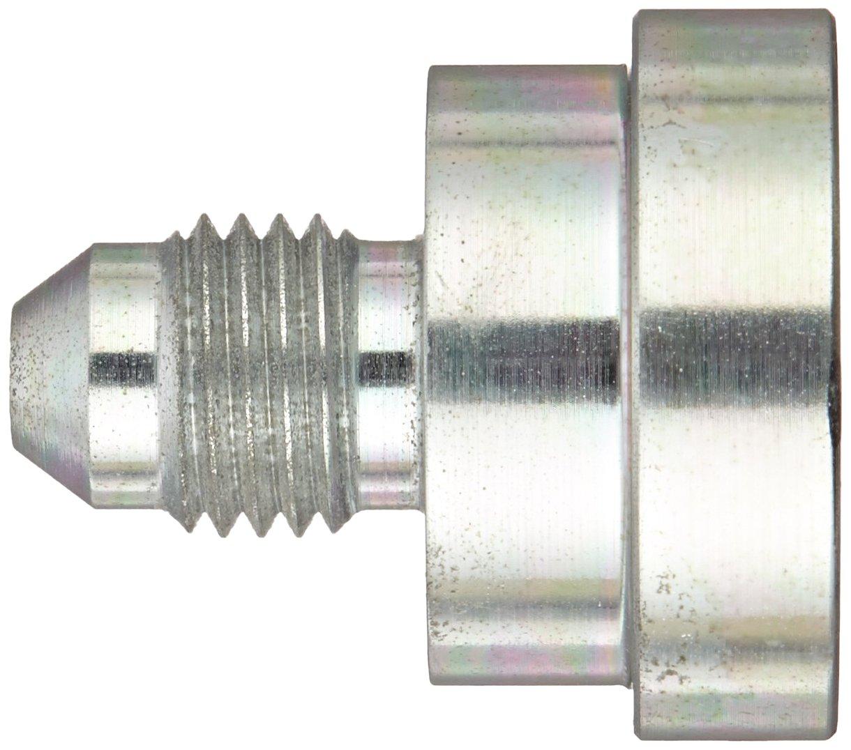 JIC Flare-Twin Fitting Eaton Weatherhead C5015X12X4 Carbon Steel SAE 37 Degree Adapter 1//4 JIC Male x 3//4 JIC Female 1//4 JIC Male x 3//4 JIC Female