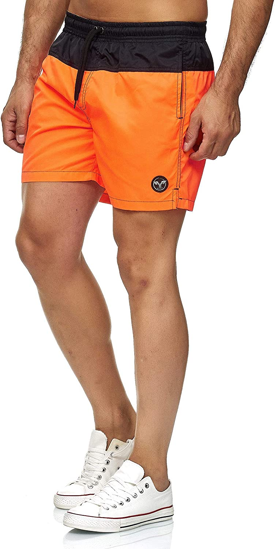 Kayhan Uomo Swim Shorts Costume da Bagno Sport Boxer Pantaloncini Asciugatura Veloce S-6XL