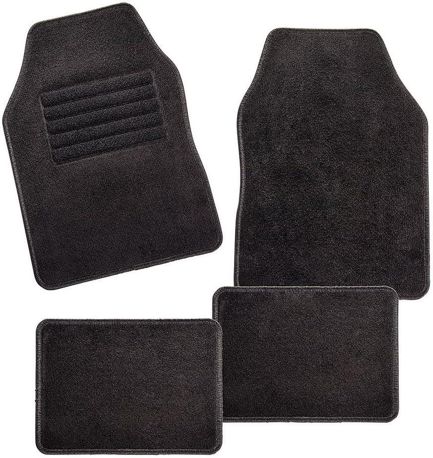 Velours Fußmatten Set für HYUNDAI I10 11//13-4teilig Matten Autoteppiche