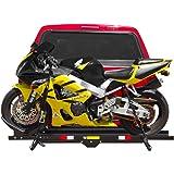 Black Widow MCC-600 Heavy-Duty Steel Motorcycle Carrier