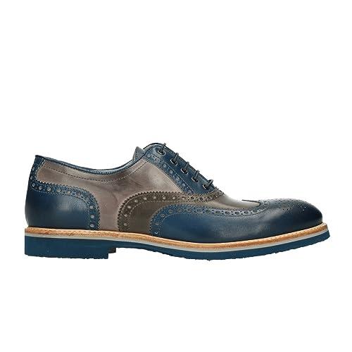 Nero Giardini - Chaussures À Lacets Pour Les Hommes Taille Bleu Turquoise: 41 sortie livraison rapide faire acheter sortie professionnelle djYMkhI2E
