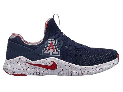6b7b5a2ddbbd0 Nike NCAA Free Trainer V8 - Men s Arizona Wildcats Nylon Training Shoes 12  D(M
