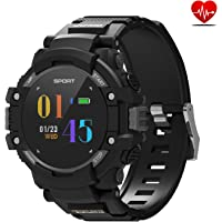 DTNO.I Smart watch,Sports Watch with Altimeter/Compass/Thermometer and Built-in GPS, Fitness Tracker for Running,Hiking and Climbing,IP67 Waterproof Heart Rate Monitor for Men, Women and Adventurer.