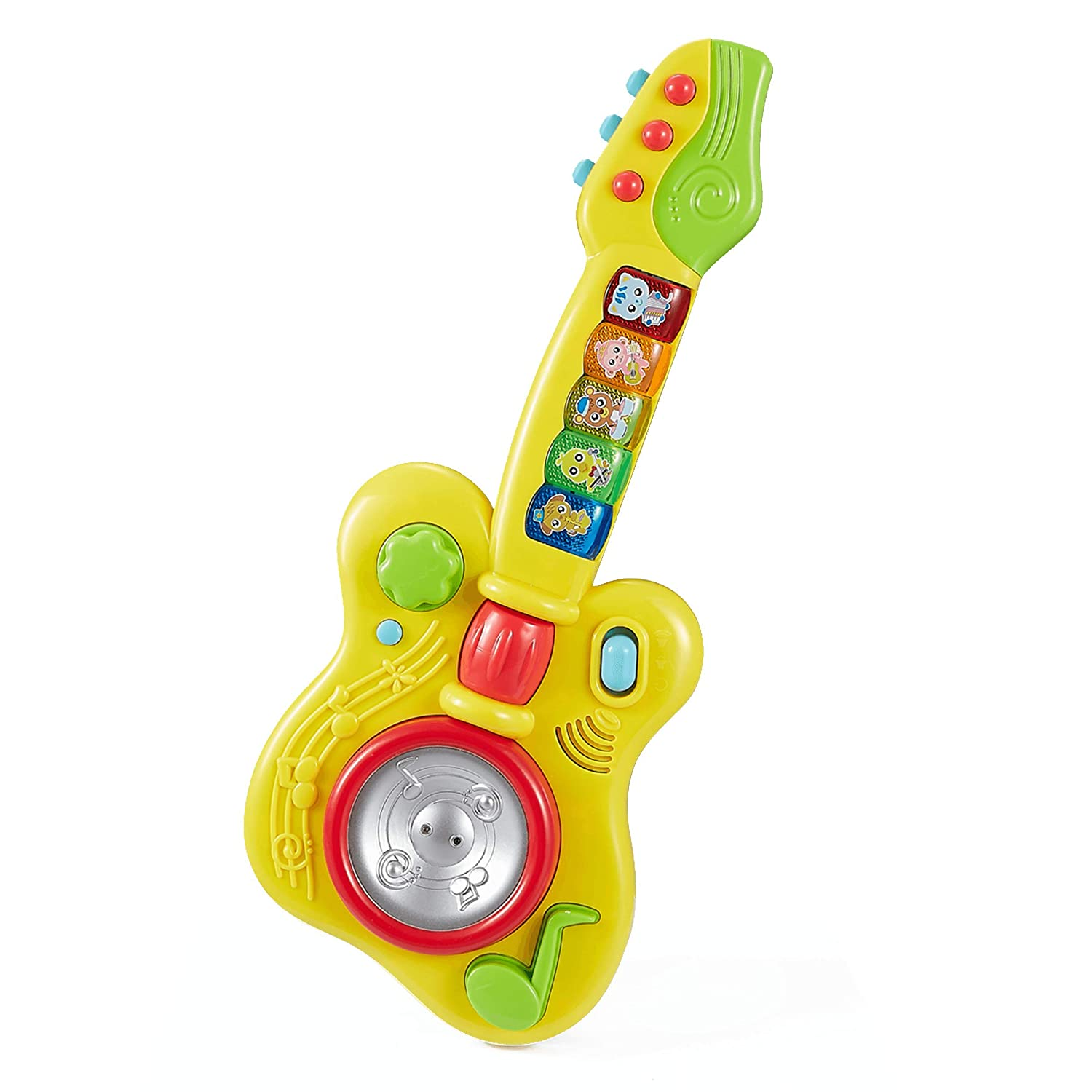 Think Gizmos Musical Guitar Toy for Toddlers TG729 - Musical Toy
