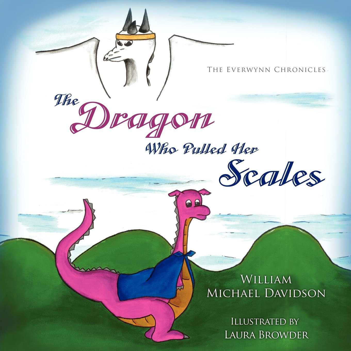 The Dragon Who Pulled Her Scales ebook