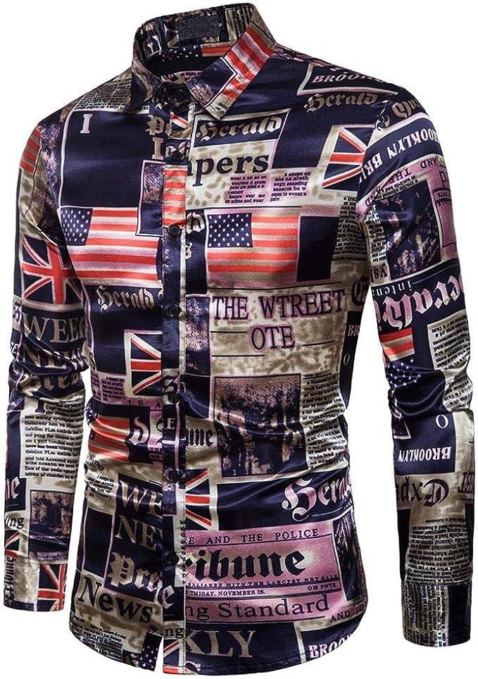 Camisa Bandera Inglaterra Hombre Covermason Camisa de Manga Larga ...