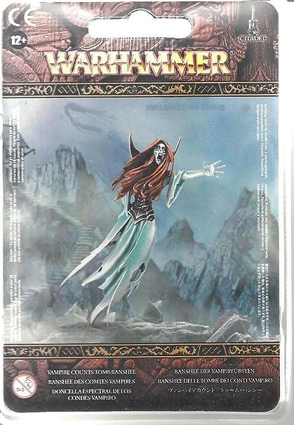 Warhammer Age of Sigmar Undead Tomb Banshee NIB