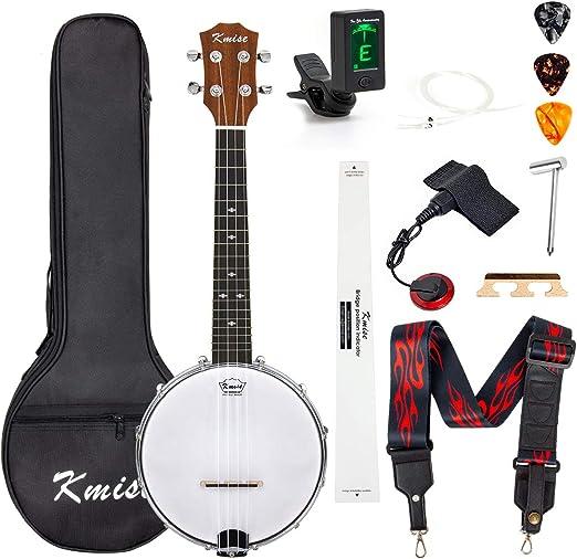 Kmise Concert-Sized Banjo