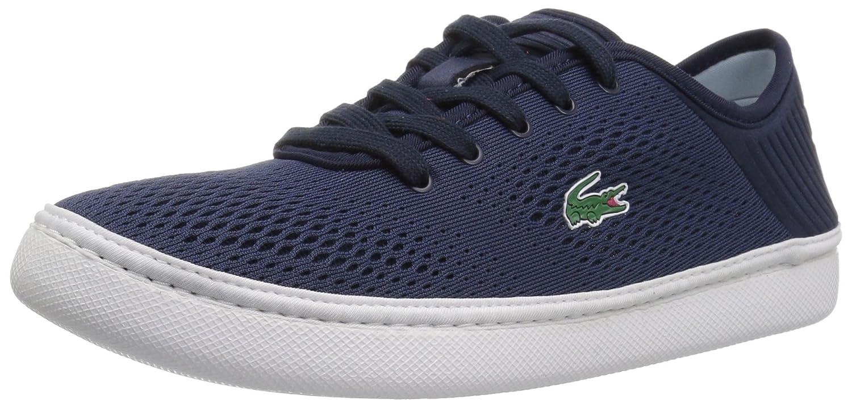 Lacoste Women's L.ydro Lace Sneakers B072R3NP26 7.5 B(M) US|Navy/White Textile