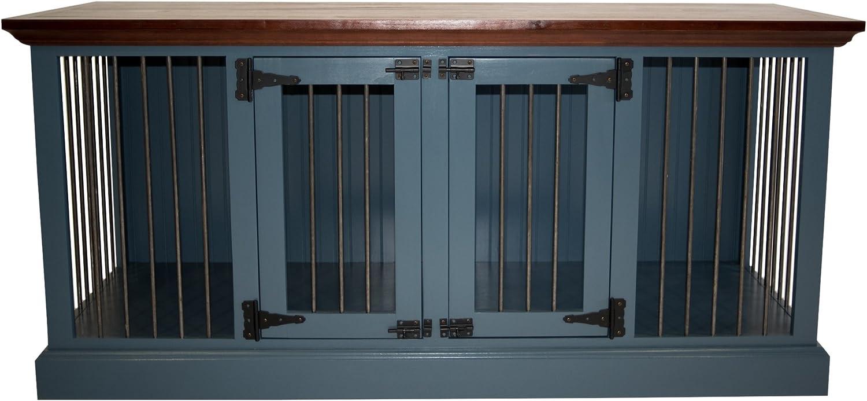 Eagle Furniture Manufacturing K9 Crate, Smokey Blue-P