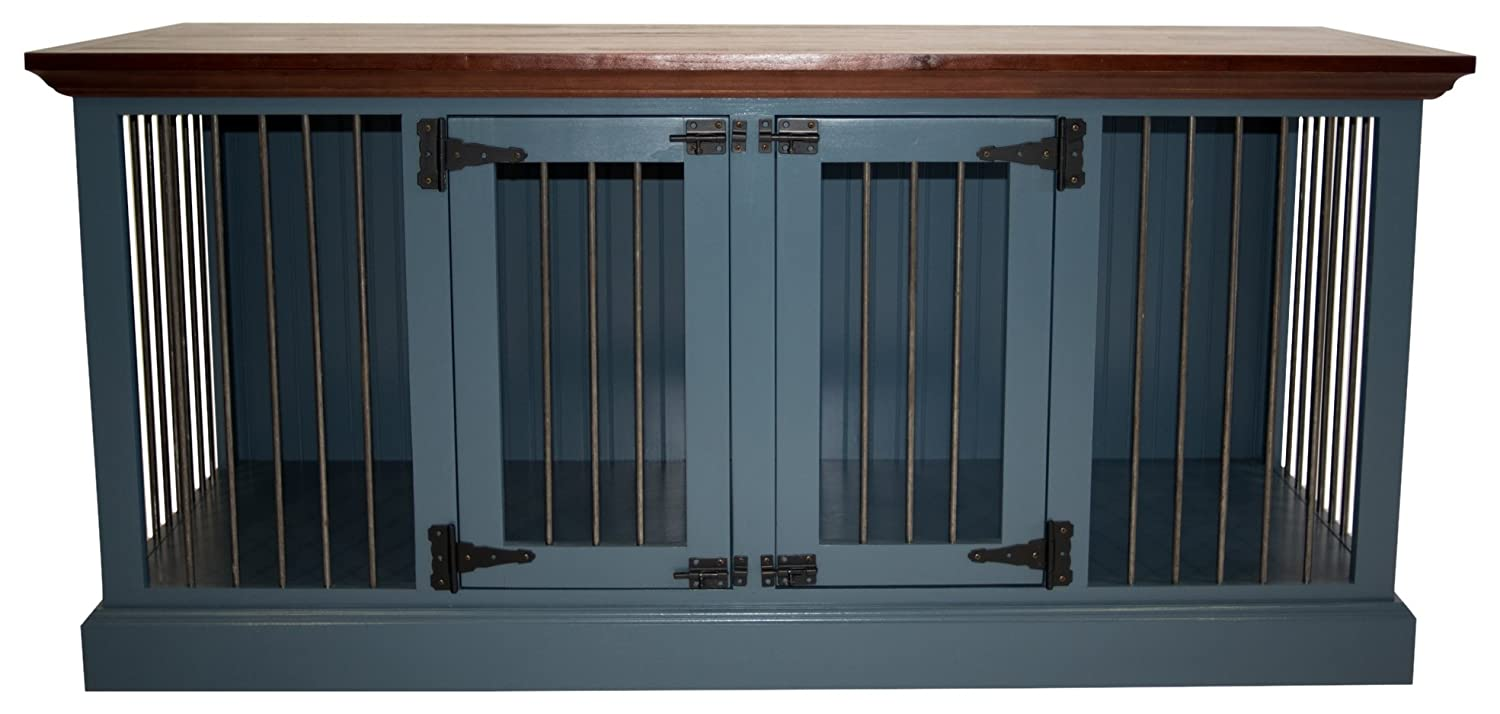 Eagle Furniture Manufacturing K9 Crate, Tempting Turquoise-P