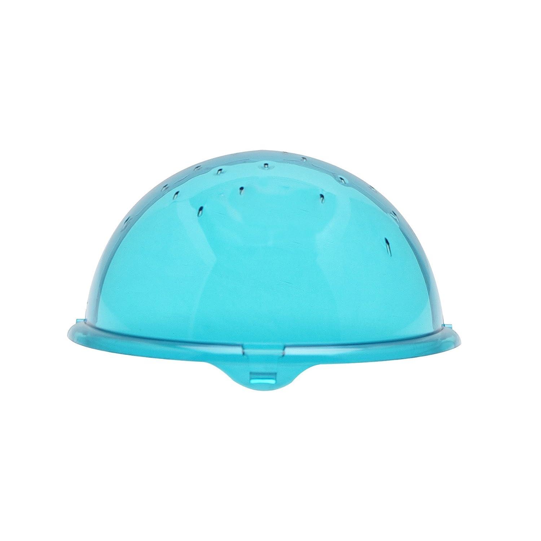 Habitrail 62969 OVO Den Front Roof for Dwarf Hamster Habitat, Dark bluee
