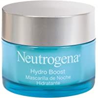 Neutrogena Cuidado Facial, mascarilla de noche hidratante