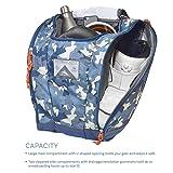 High Sierra Ski Boot Trapezoid Boot Bag, Razor